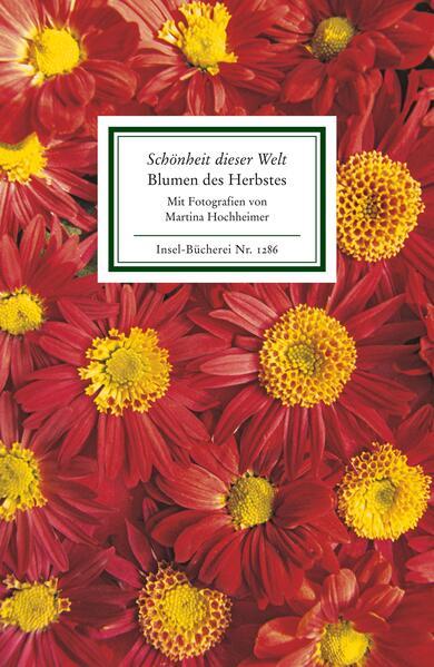 »Schönheit dieser Welt«. Blumen des Herbstes - Coverbild