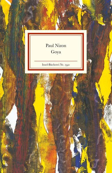 Goya - Coverbild