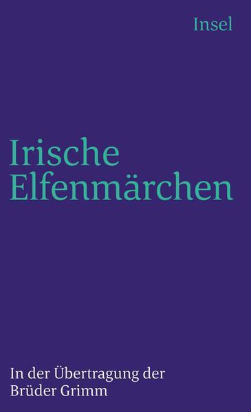 Irische Elfenmärchen - Coverbild