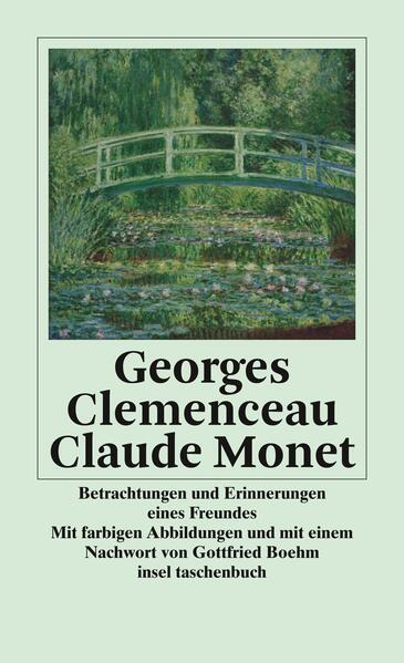 Claude Monet - Coverbild
