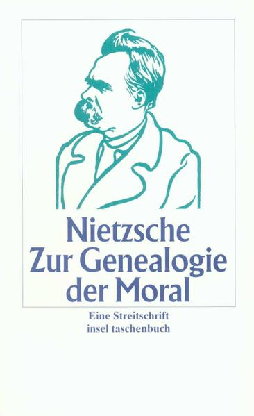 Zur Genealogie der Moral - Coverbild