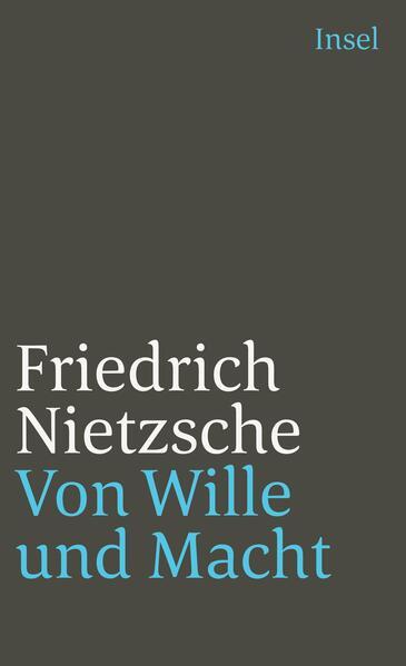 Von Wille und Macht - Coverbild