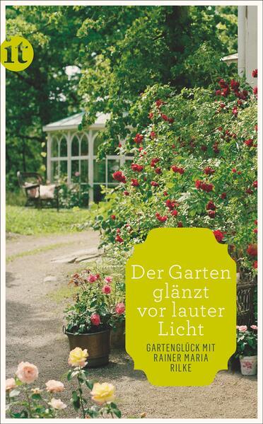 »Der Garten glänzt vor lauter Licht« - Coverbild