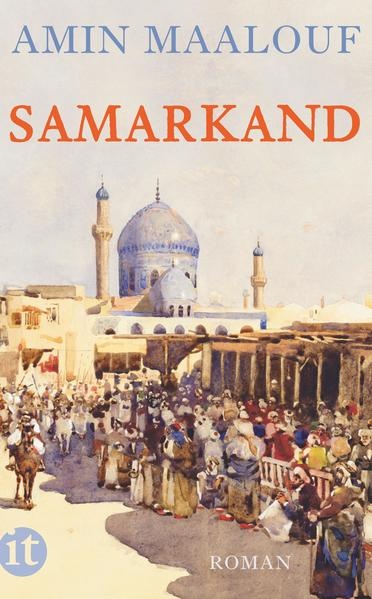Samarkand - Coverbild