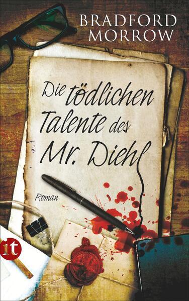 Die tödlichen Talente des Mr. Diehl - Coverbild