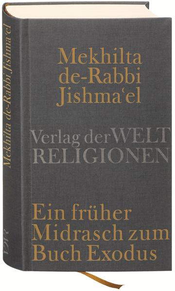 Mekhilta de-Rabbi Jishma'el - Coverbild