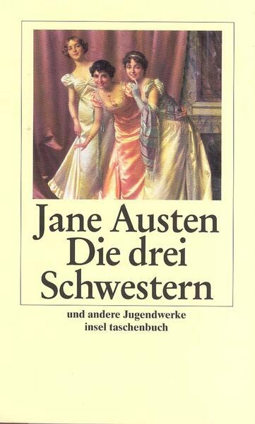 Die drei Schwestern und andere Jugendwerke - Coverbild