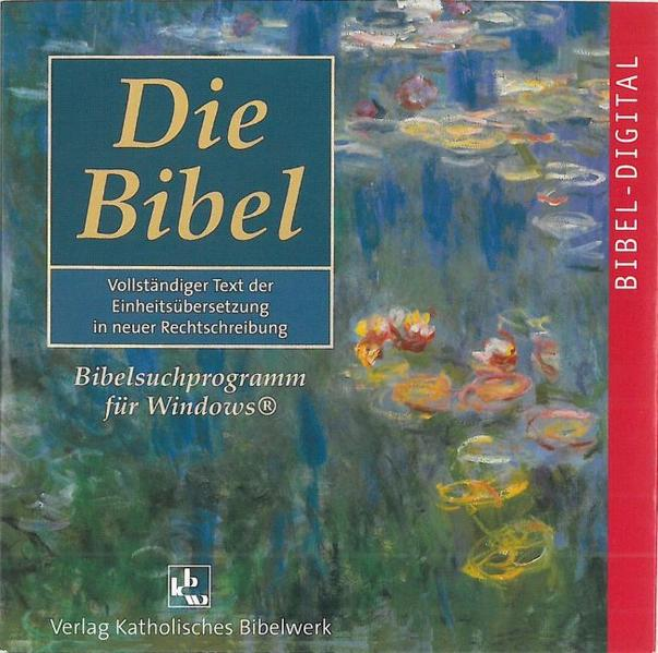 Die Bibel auf CD-ROM - Coverbild