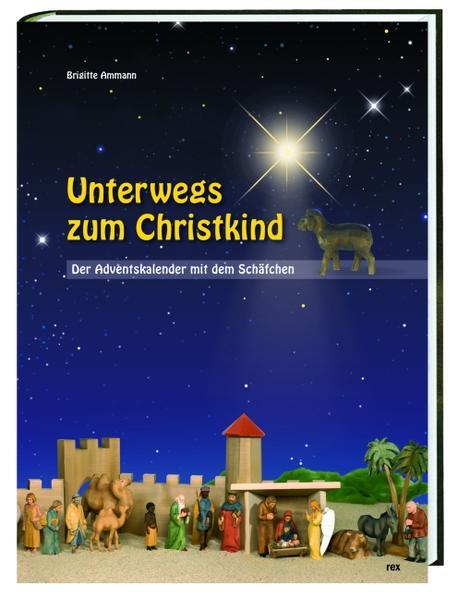 Unterwegs zum Christkind - Coverbild