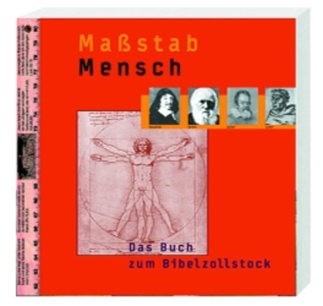 Maßstab Mensch - Buch - Coverbild