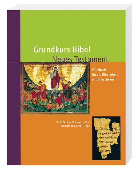 Grundkurs Bibel - Neues Testament - Coverbild