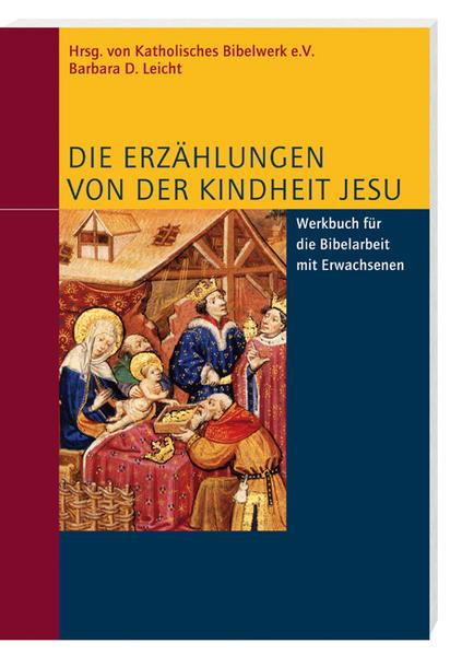 Die Erzählungen von der Kindheit Jesu - Coverbild