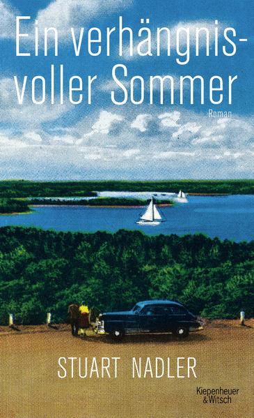 Ein verhängnisvoller Sommer - Coverbild