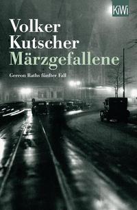 Märzgefallene Cover