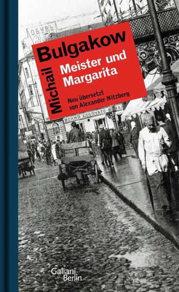 Meister und Margarita - Coverbild