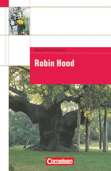 Cornelsen English Library - Fiction / 7. Schuljahr, Stufe 3 - Robin Hood - Coverbild