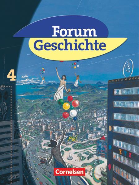 Forum Geschichte - Allgemeine Ausgabe / Band 4 - Vom Ende des Ersten Weltkriegs bis zur Gegenwart - Coverbild