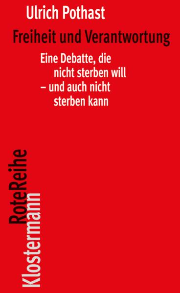 Freiheit und Verantwortung - Coverbild