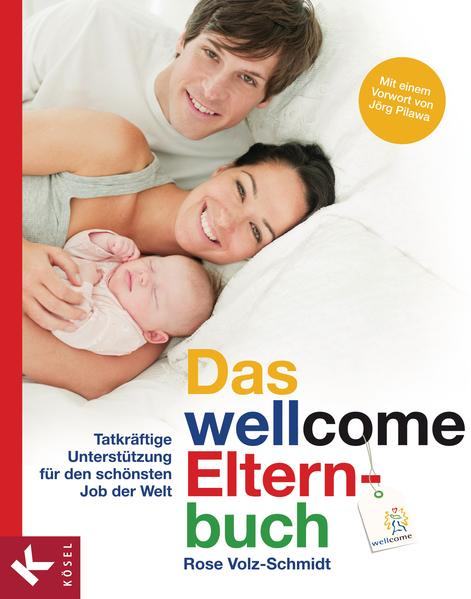 Das wellcome-Elternbuch - Coverbild