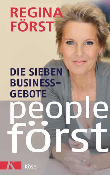 People Först - Die 7 Business-Gebote - Coverbild