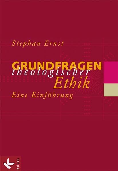 Grundfragen theologischer Ethik - Coverbild