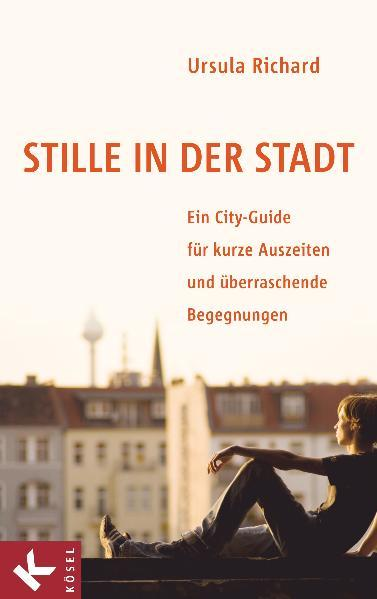 Stille in der Stadt - Coverbild