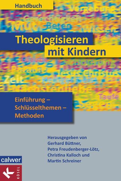 Handbuch Theologisieren mit Kindern - Coverbild