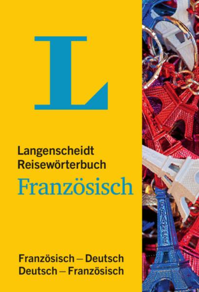 Langenscheidt Reisewörterbuch Französisch - Coverbild