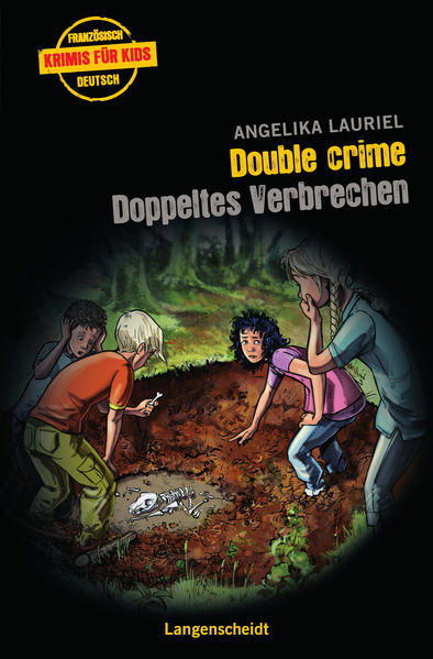 Double crime - Doppeltes Verbrechen - Coverbild