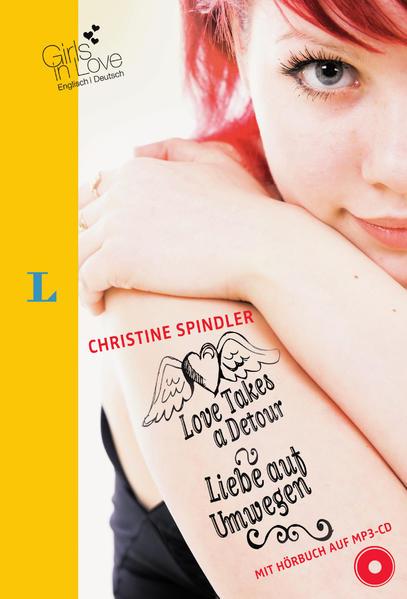 Love Takes a Detour - Liebe auf Umwegen - Buch mit Hörbuch (MP3-CD) - Coverbild