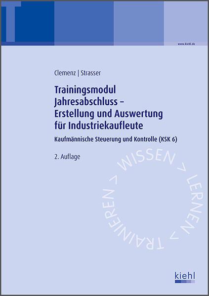 Trainingsmodul Jahresabschluss - Erstellung und Auswertung für Industriekaufleute - Coverbild