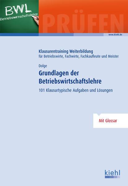Grundlagen der Betriebswirtschaftslehre PDF Herunterladen
