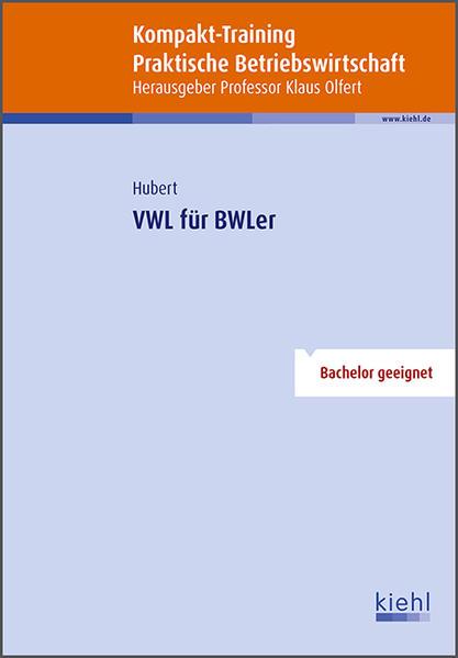Kompakt-Training VWL für BWLer - Coverbild