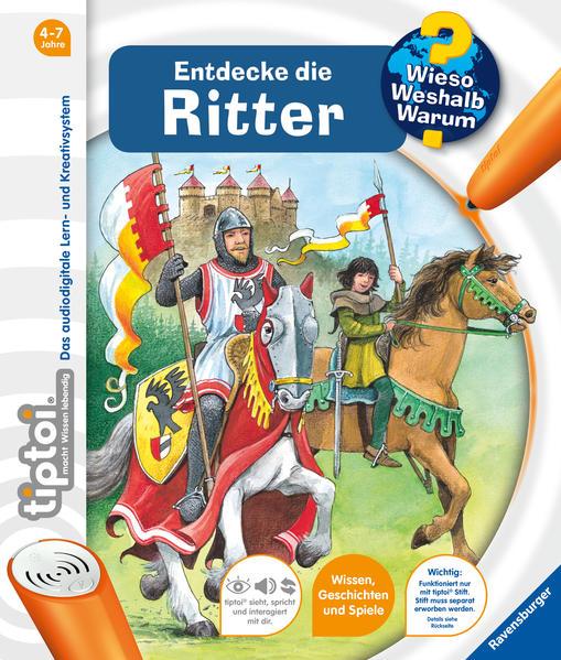 Kostenloses Epub-Buch tiptoi® Entdecke die Ritter