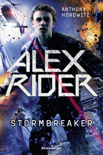 Alex Rider 1: Stormbreaker - Coverbild