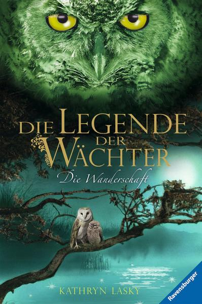 Die Legende der Wächter 2: Die Wanderschaft - Coverbild