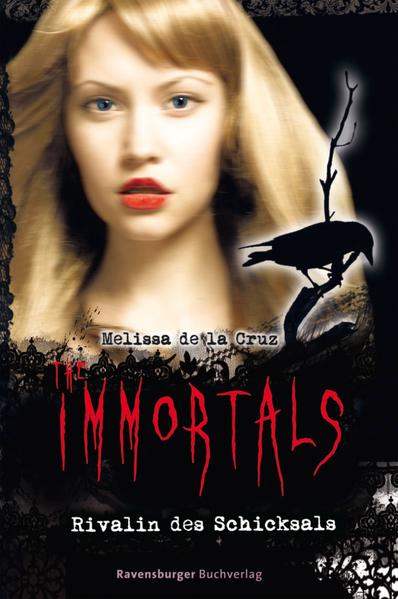 The Immortals: Rivalin des Schicksals - Coverbild