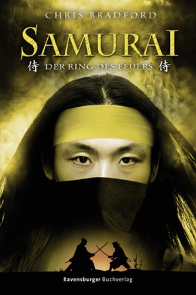 Samurai, Band 6: Der Ring des Feuers - Coverbild