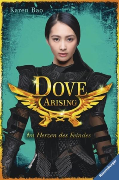 Dove Arising. Im Herzen des Feindes - Coverbild