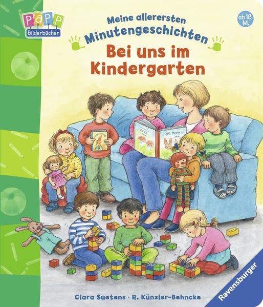 Bei uns im Kindergarten - Coverbild