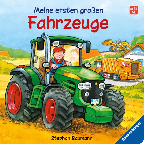 Meine ersten großen Fahrzeuge von Ravensburger Buchverlag PDF Download