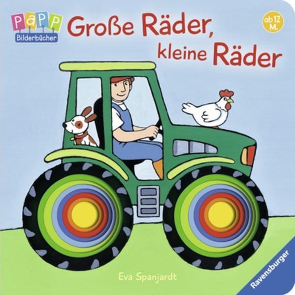 Große Räder, kleine Räder - Coverbild