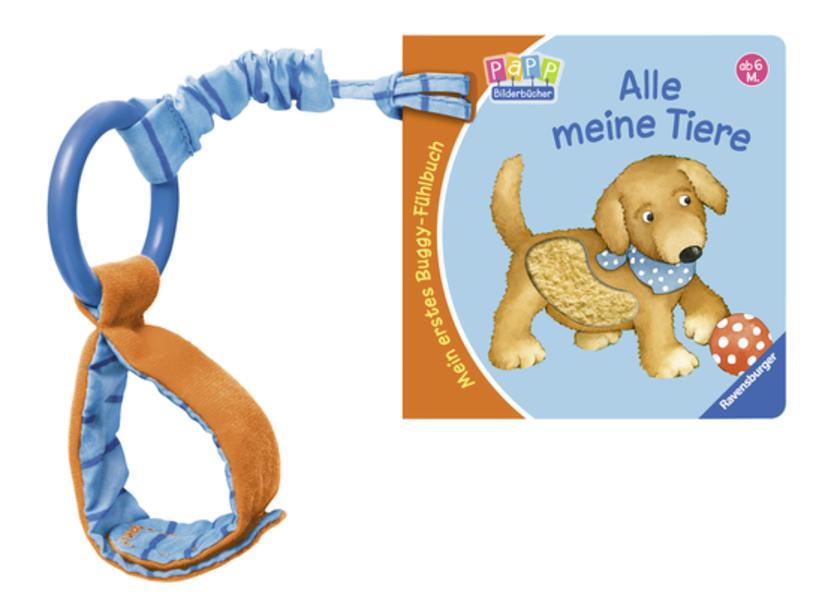 Mein erstes Buggy-Fühlbuch - Alle meine Tiere 978-3473435524 FB2 EPUB von Sandra Grimm