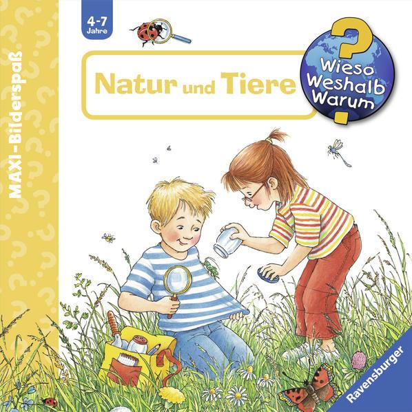Natur und Tiere - Coverbild