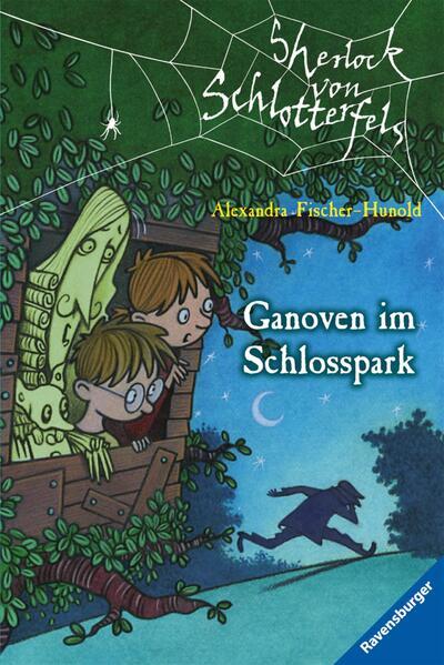 Sherlock von Schlotterfels 5: Ganoven im Schlosspark - Coverbild