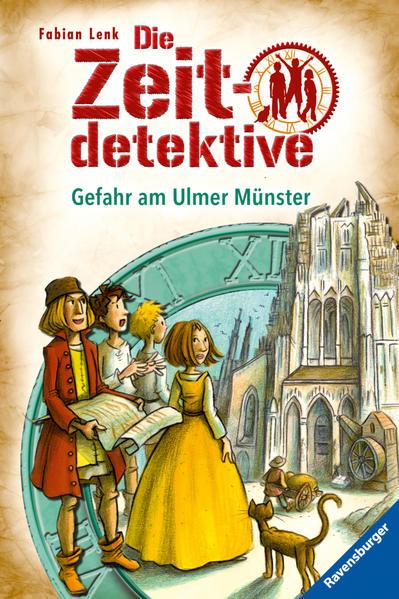 Die Zeitdetektive 19: Gefahr am Ulmer Münster PDF Kostenloser Download