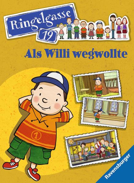 «Ringelgasse 19 - Als Willi wegwollte»: DJVU PDF FB2 von Ravensburger Buchverlag