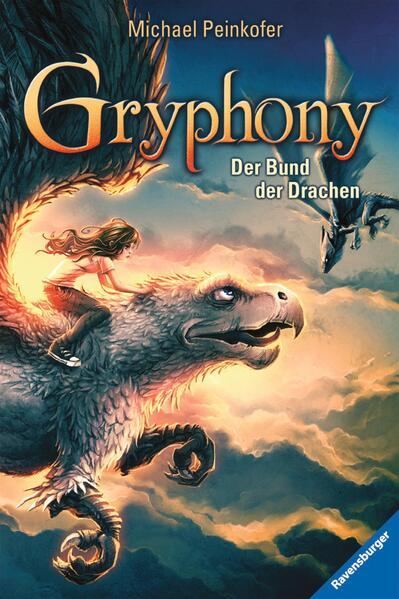 Gryphony 2: Der Bund der Drachen - Coverbild