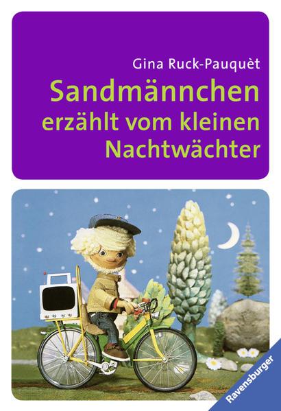 Sandmännchen erzählt vom kleinen Nachtwächter - Coverbild