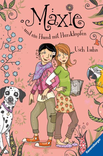 Maxie und ein Hund mit Herzklopfen - Coverbild